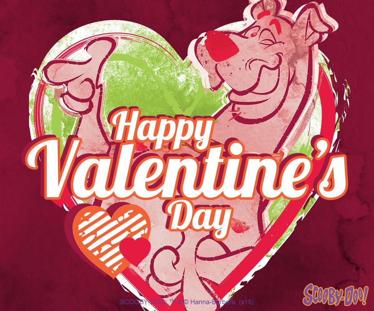 Happy Valentinesday Scoobydoo
