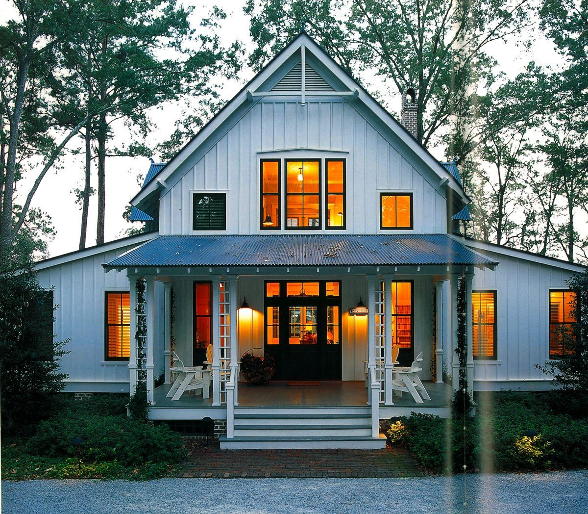 Modern farmhouse Domestic Architecture Pinterest
