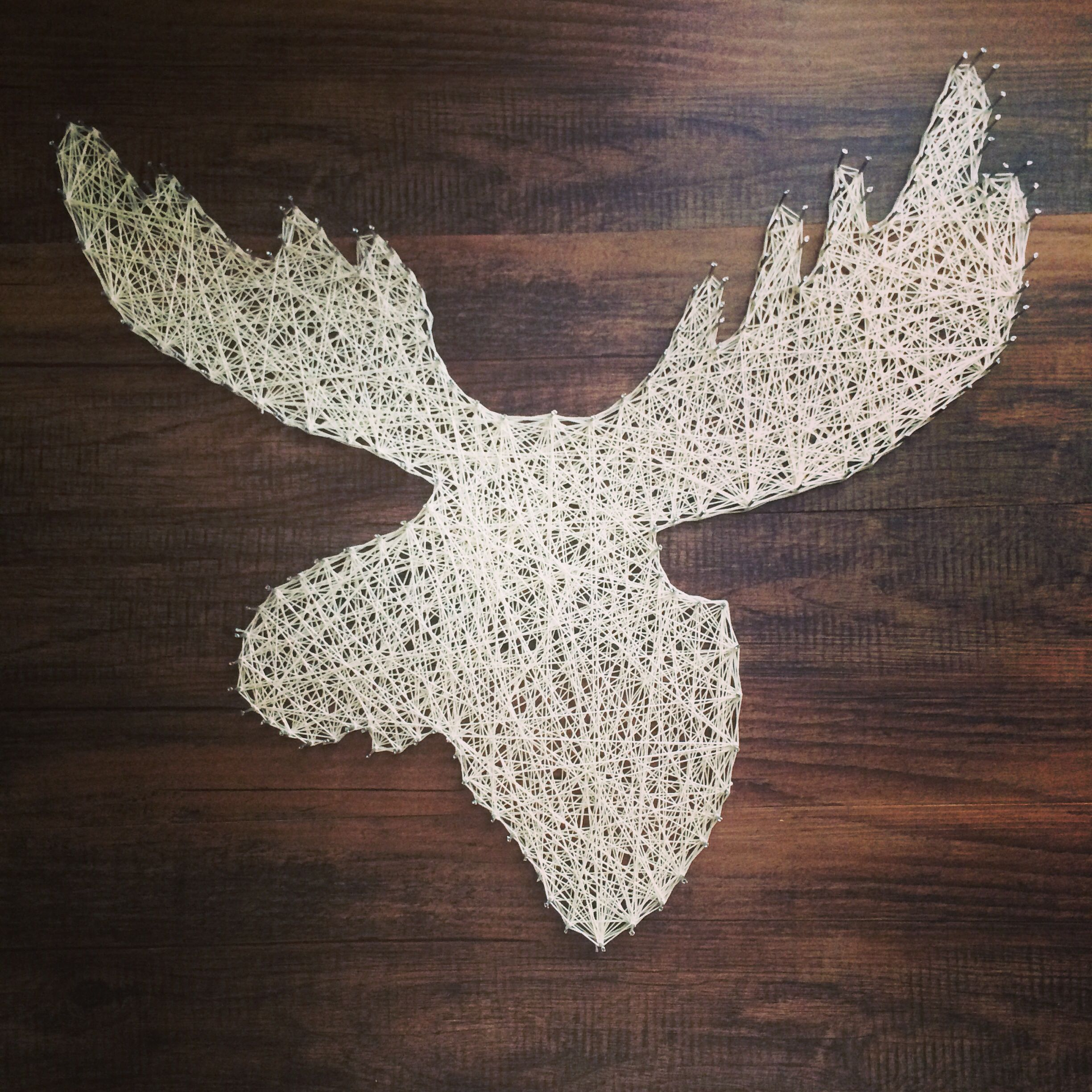 Seniors Oh Canada! String art variations. Can give