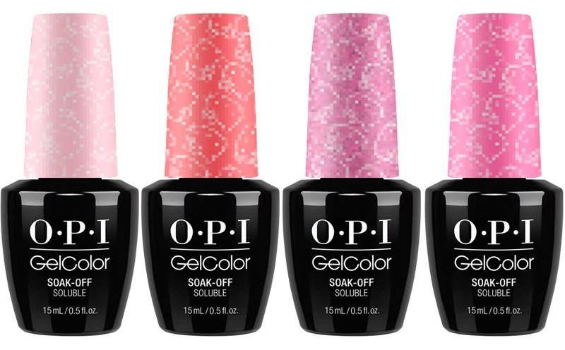1000 images about nail polish and nail art on pinterest nail - Opi Gel Color Chart