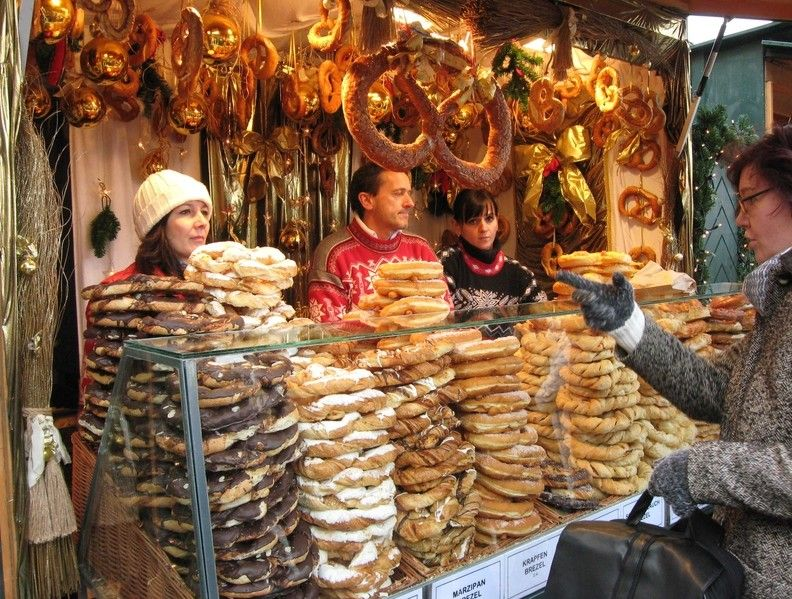 Vienna Christmas Market , Vienna Holidays Pinterest