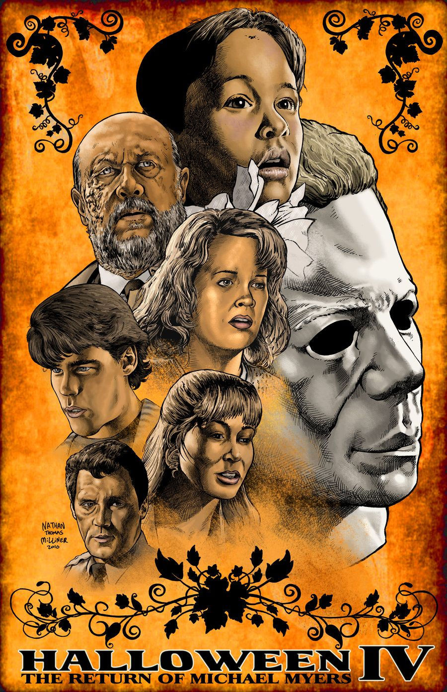 HALLOWEEN 4 by on
