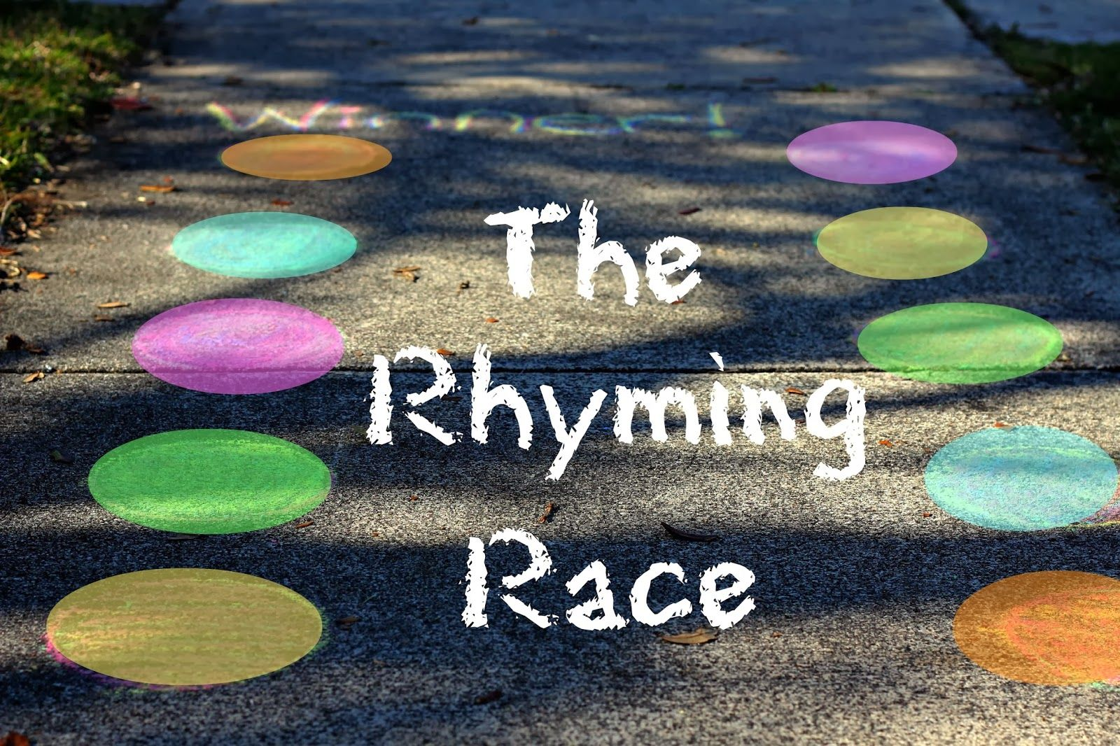 Have A Little Time To Make A Rhyme Gross Motor And Word Play For Preschoolers