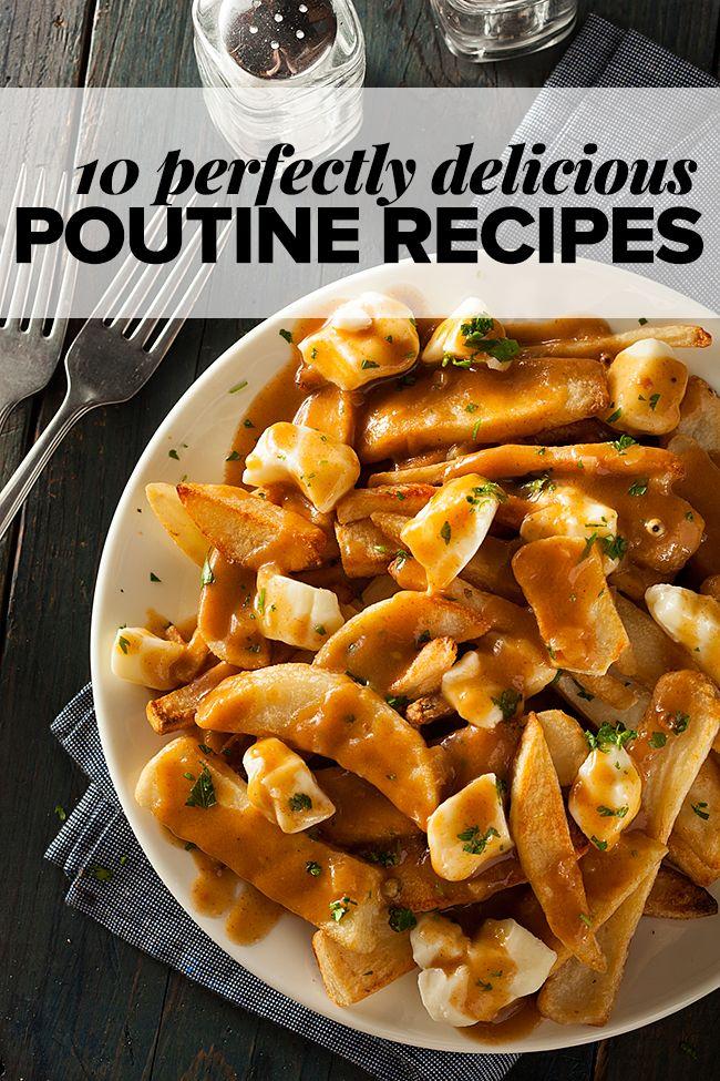 10 Delicious Poutine Recipes Ontario, Poutine recipe and