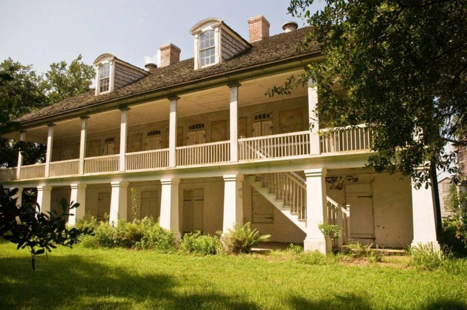 WHITNEY PLANTATION Habitation Haydel, Wallace, Louisiana