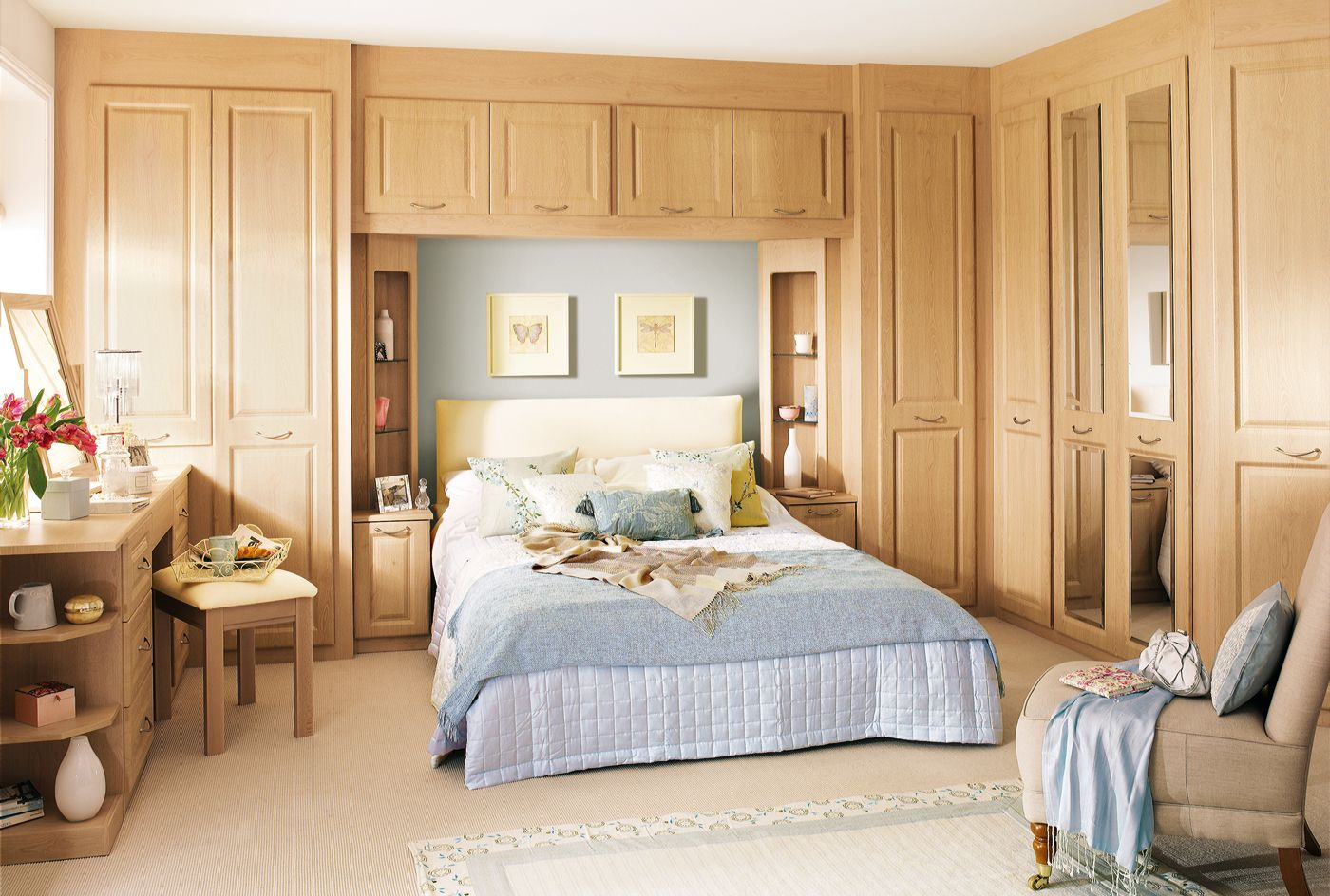 35 Modern Wardrobe Furniture Designs Fitted bedrooms