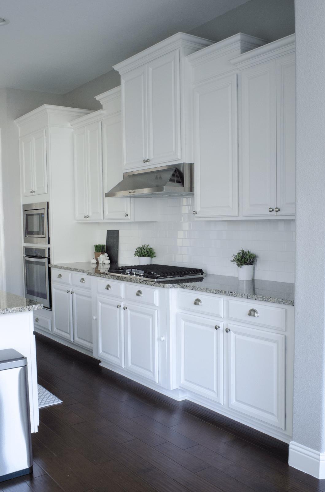 white kitchen Kitchen // Love Pinterest