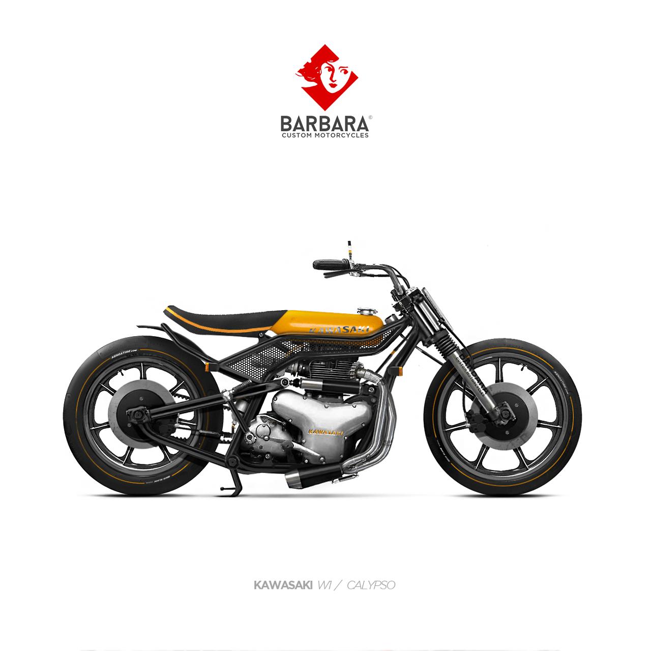 Kawasaki W1