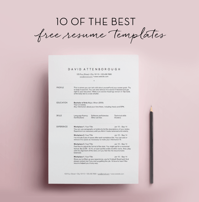resume and save it actor resume template resume samples the ultimate