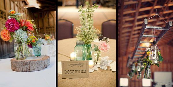F.M. Light And Sons Country And Western Wedding Style