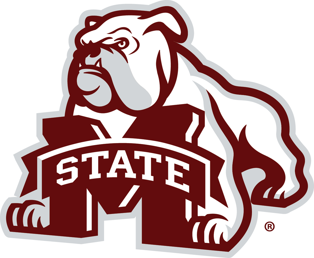 Miss State Logo Mississippi State Bulldogs Secondary