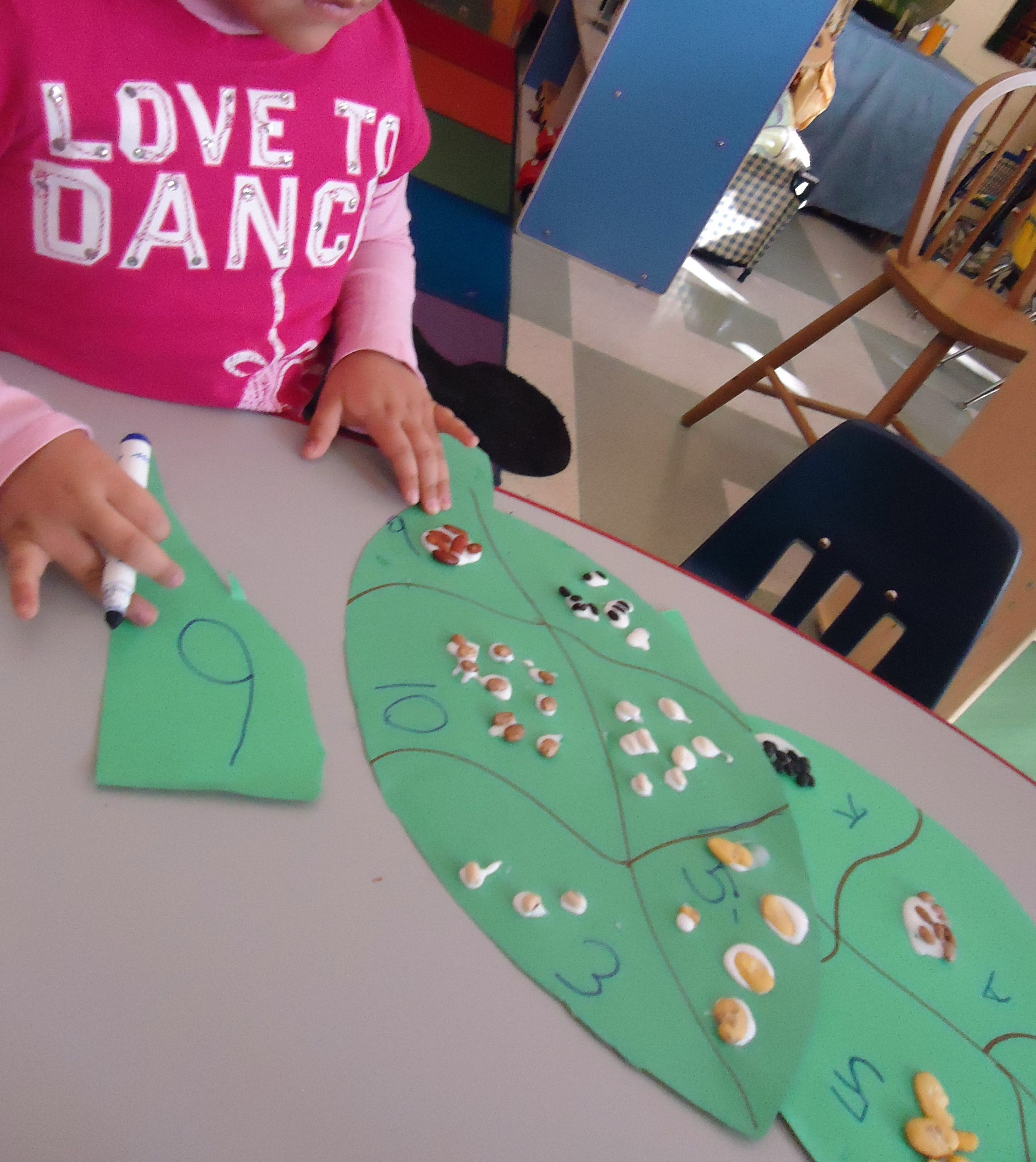 Preschool Inspired By The Story Jack And The Beanstalk