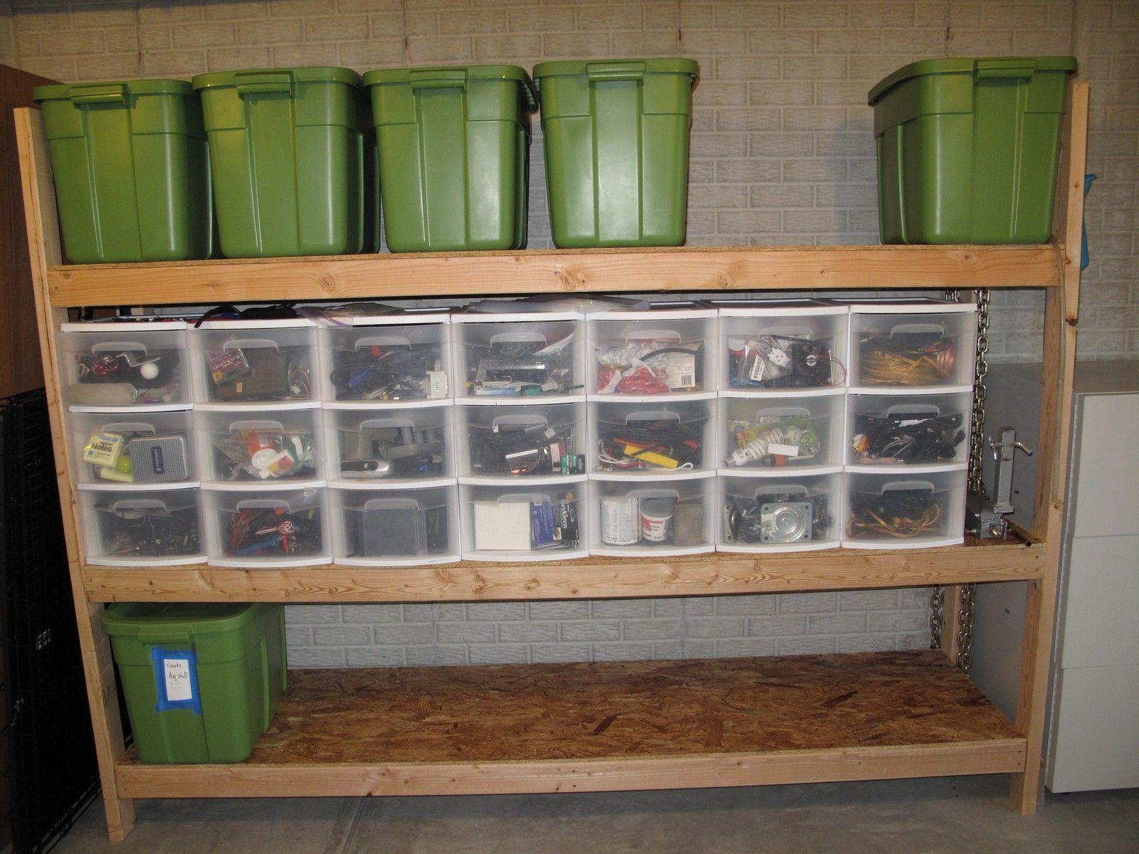 1000+ Ideas About Garage Storage On Pinterest