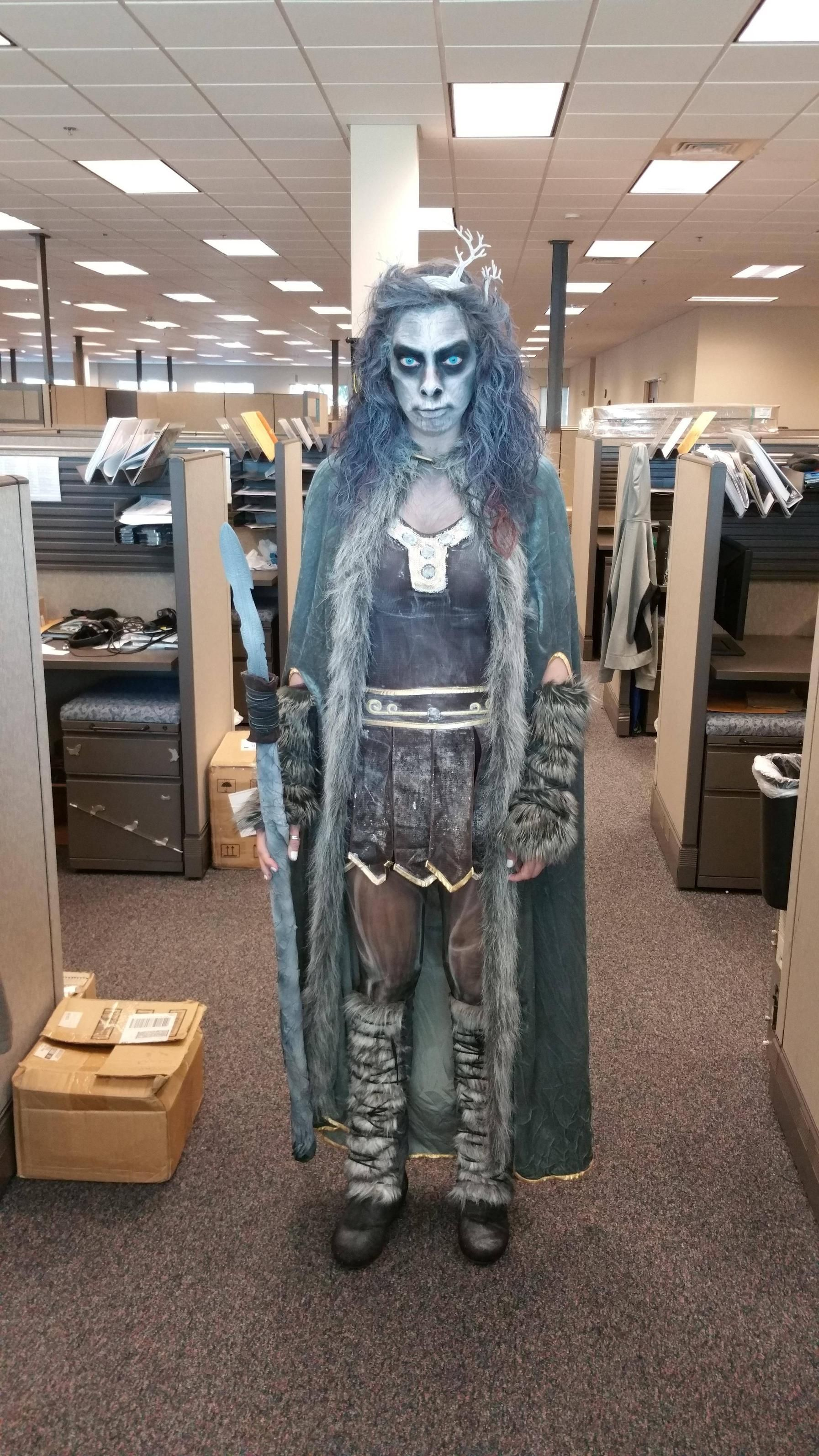 White Walker Gaming, Costumes and Halloween ideas