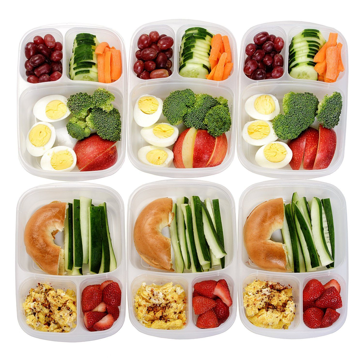 13 Make Ahead Meals for Healthy Eating on the Go Meals