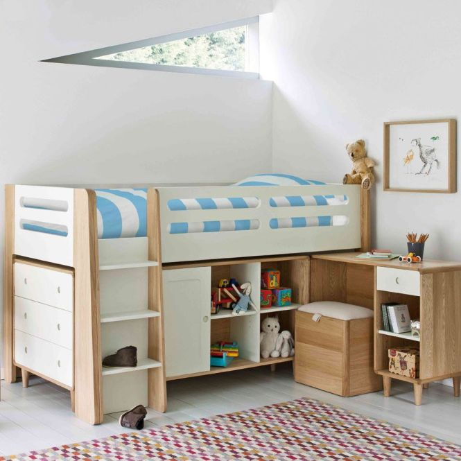 Archie Cabin Bed