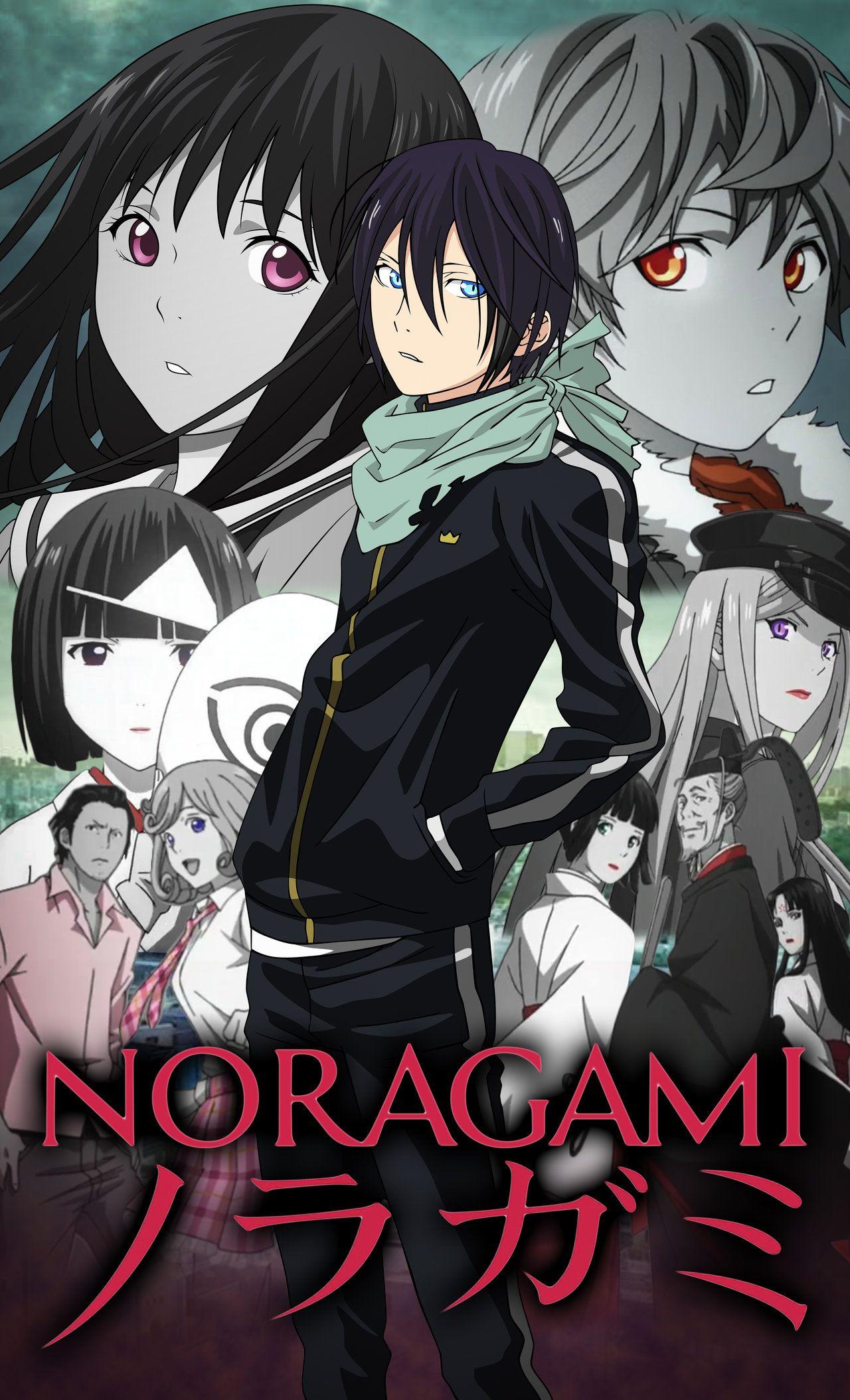 noragami poster Google Search NORAGAMI Pinterest
