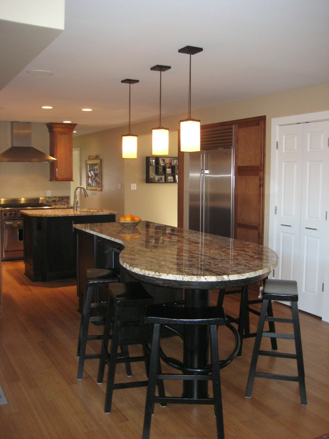 long narrow kitchen designs Posted on April 20, 2013 by