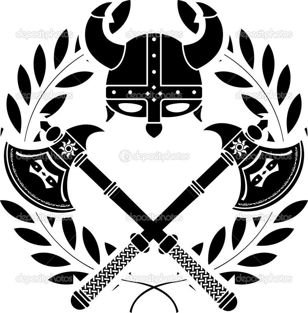 viking symbols Twitter Facebook Pinterest Google Plus