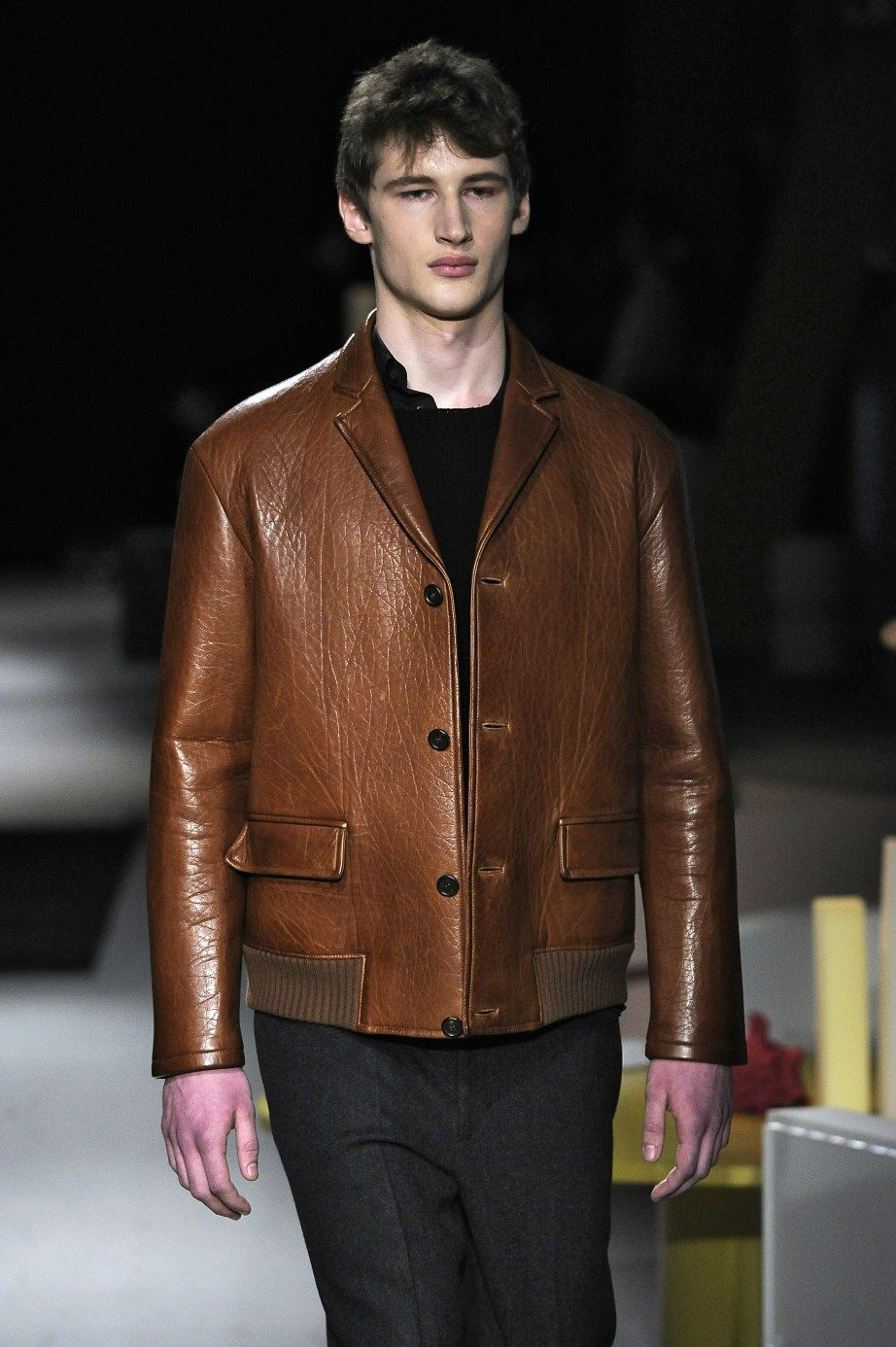 pradafall_13_14 leather jacket leather means chaps and