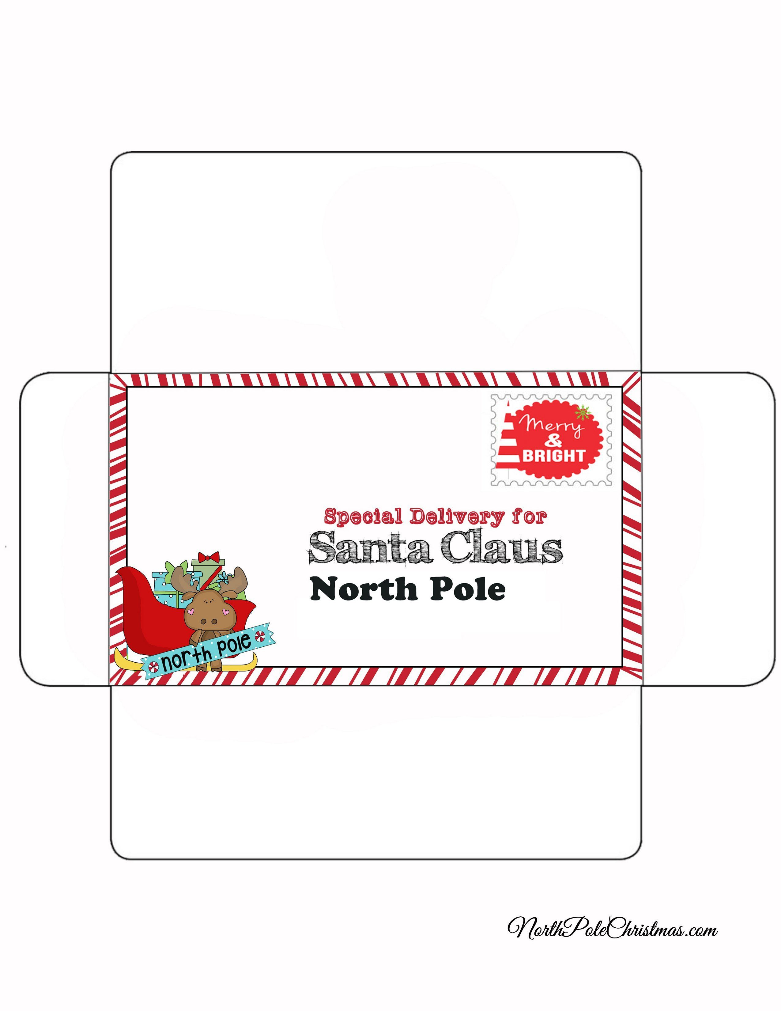 Rthpolechristmas Letters To Santa
