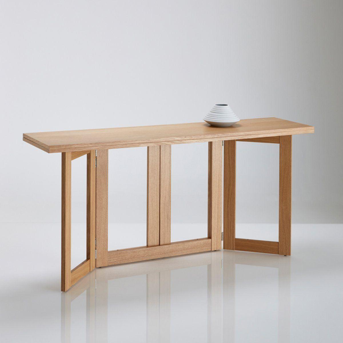 Table Console Personnes Dimensions De La Table Console