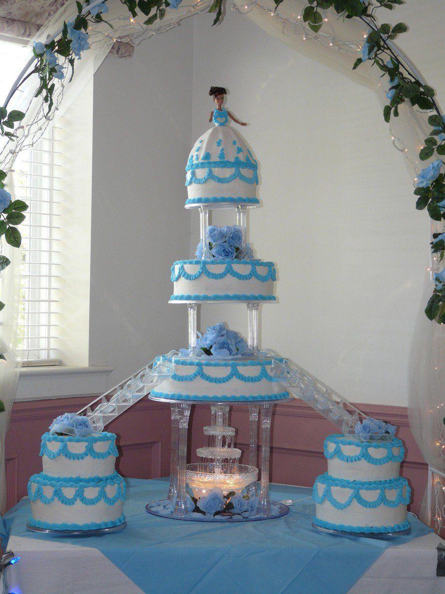 Quinceanera Cake on Cake Central tortas de Matrimonio