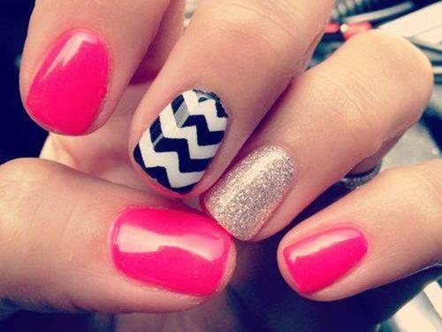 Make A Statement With Your Nails 24 Photos