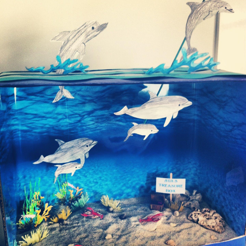 Best 25 Ocean Diorama Ideas
