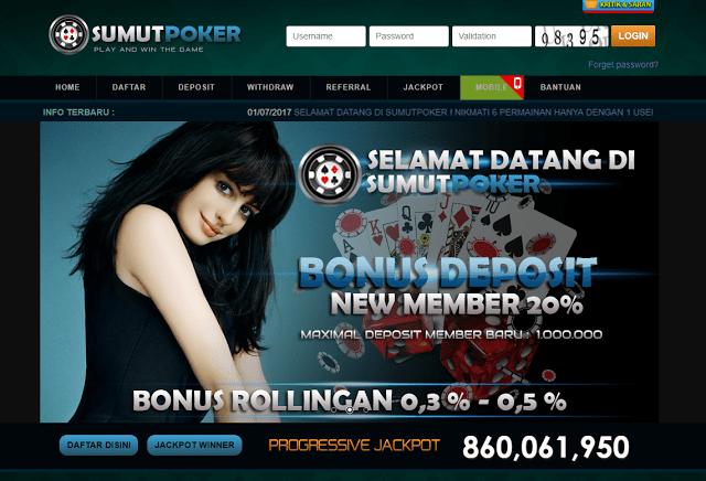 Image result for sumutpoker