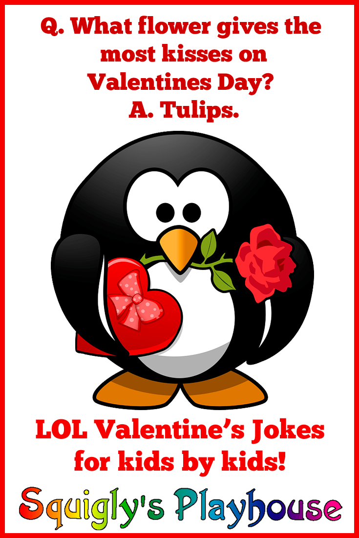 Funny Valentine Jokes for Kids! Reading and Writing