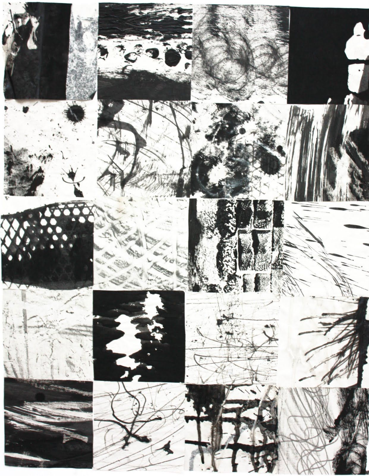 Robert Turner Online Portfollio Black And White Mark