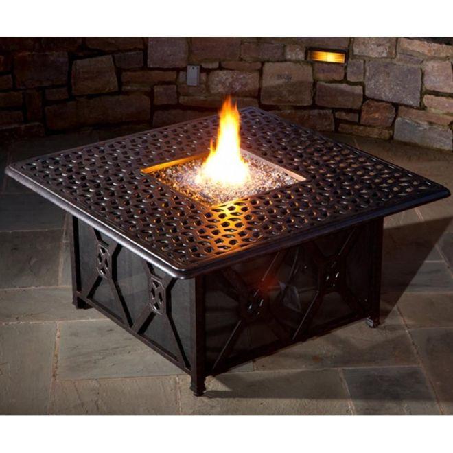 Diy propane fire pit table fire pits pinterest