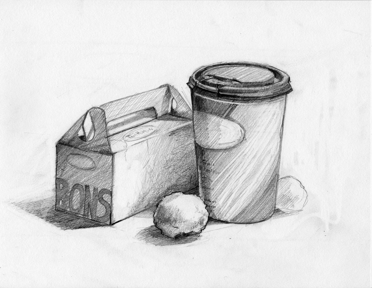 Sheridan Illustration Drawing Test