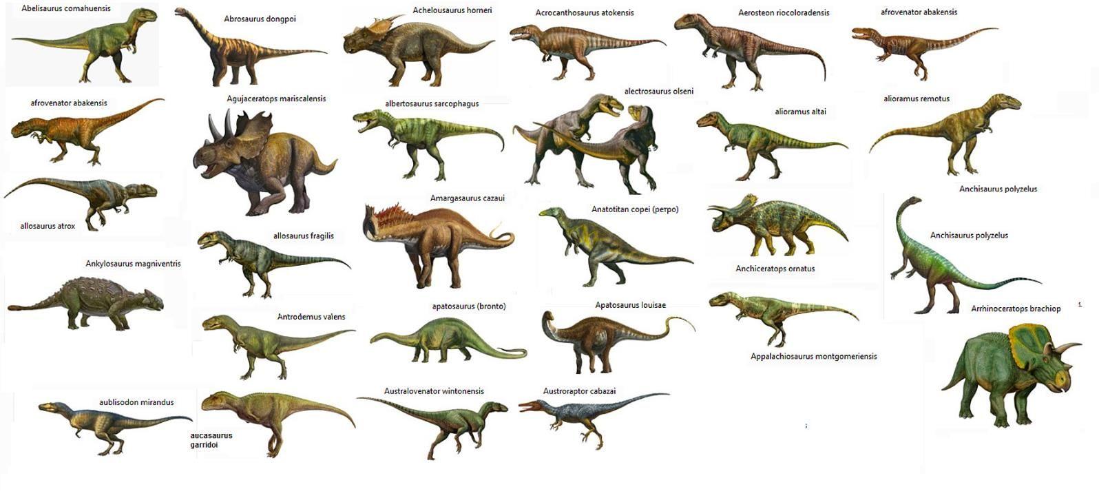 DINOSAURS A http//s6.uploads.ru/J34It.jpg Abelisaurus