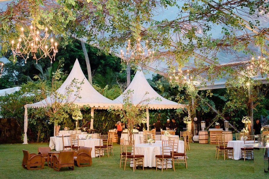 Pernikahan Outdoor dengan Suasana Romantis di Plataran