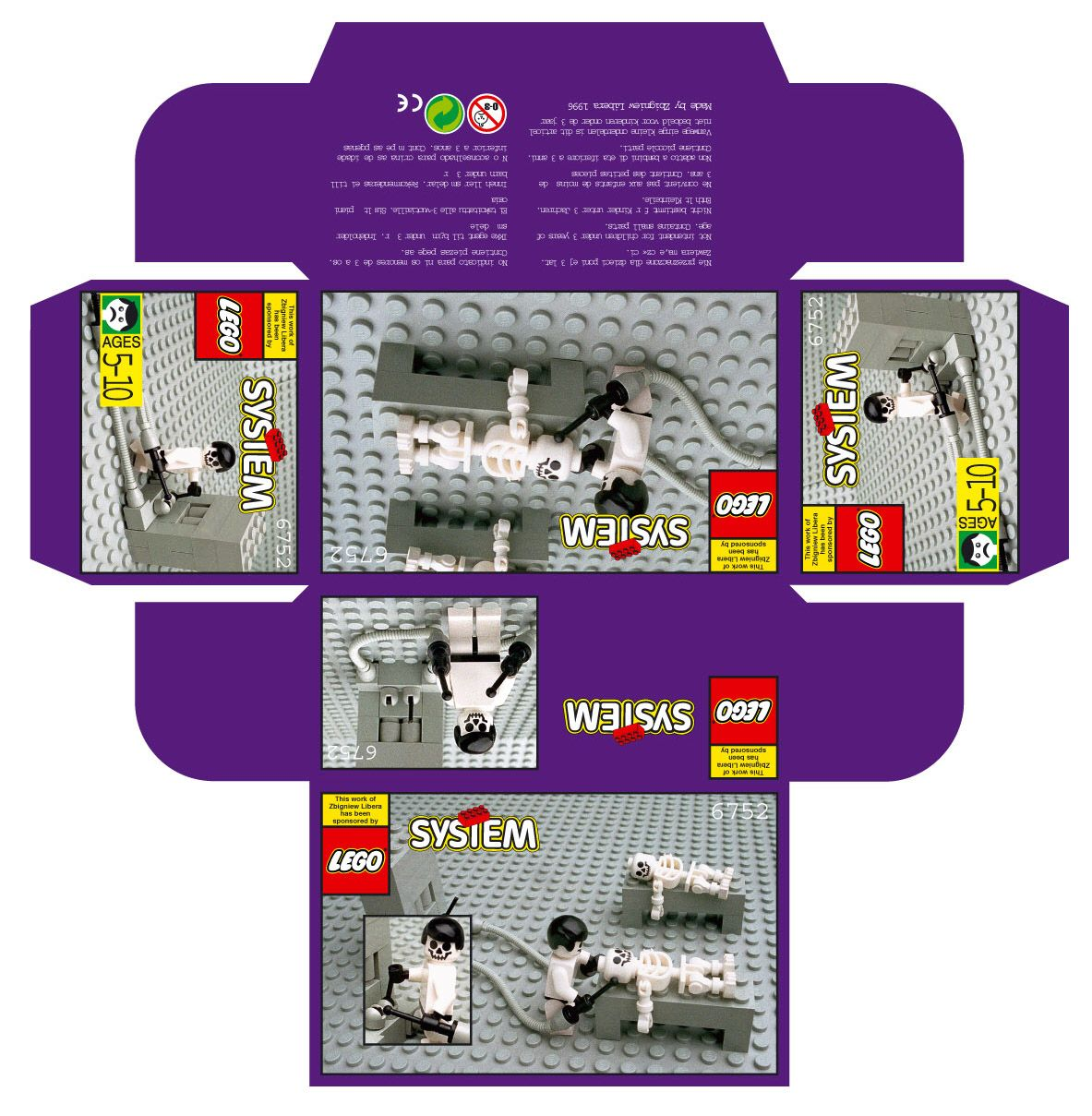 Image From Rastert Galeria Artysci Libera Lego Xl Libera Lego Wykroj 01 20