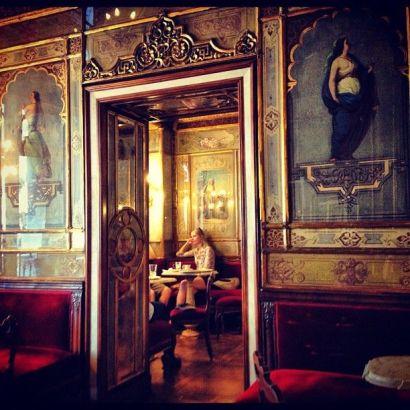 Image result for Caffe Florian interior