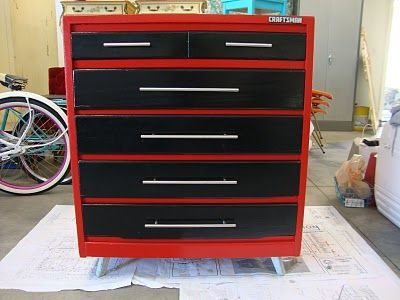 cars dresser   For the boys   Pinterest   Car themed bedrooms     cars dresser
