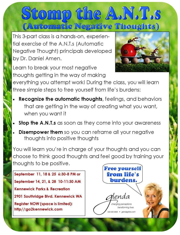 Worksheet Automatic Negative Thoughts Worksheet Grass Fedjp Worksheet Study Site