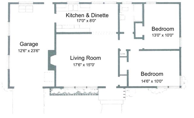 Free Floor Plans For Small Houses