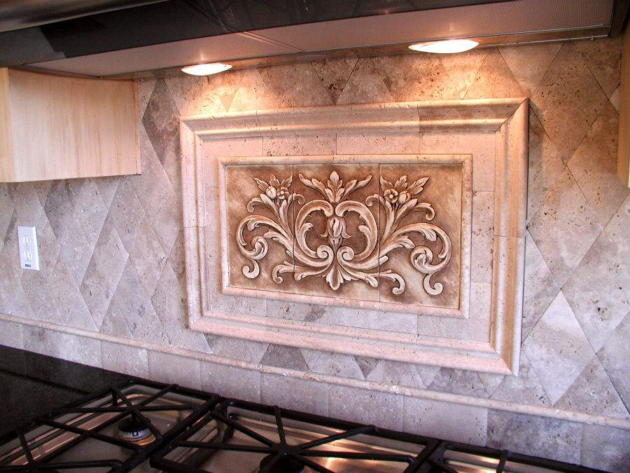 Amazing Decorative Backsplash Tile