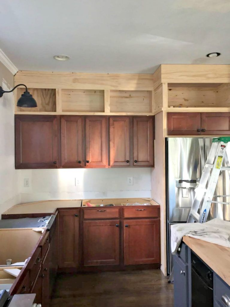 Best Kitchen Gallery: Ideas To Extend Kitchen Cabi S To Ceiling Kitchen Cabi S of Extend Kitchen Cabinets on cal-ite.com