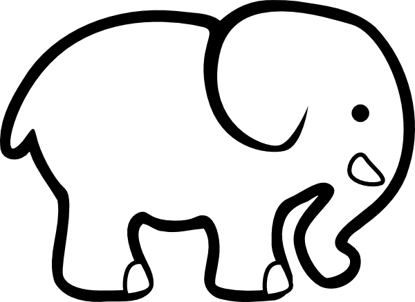 coloring pages coloring and elephants on pinterest