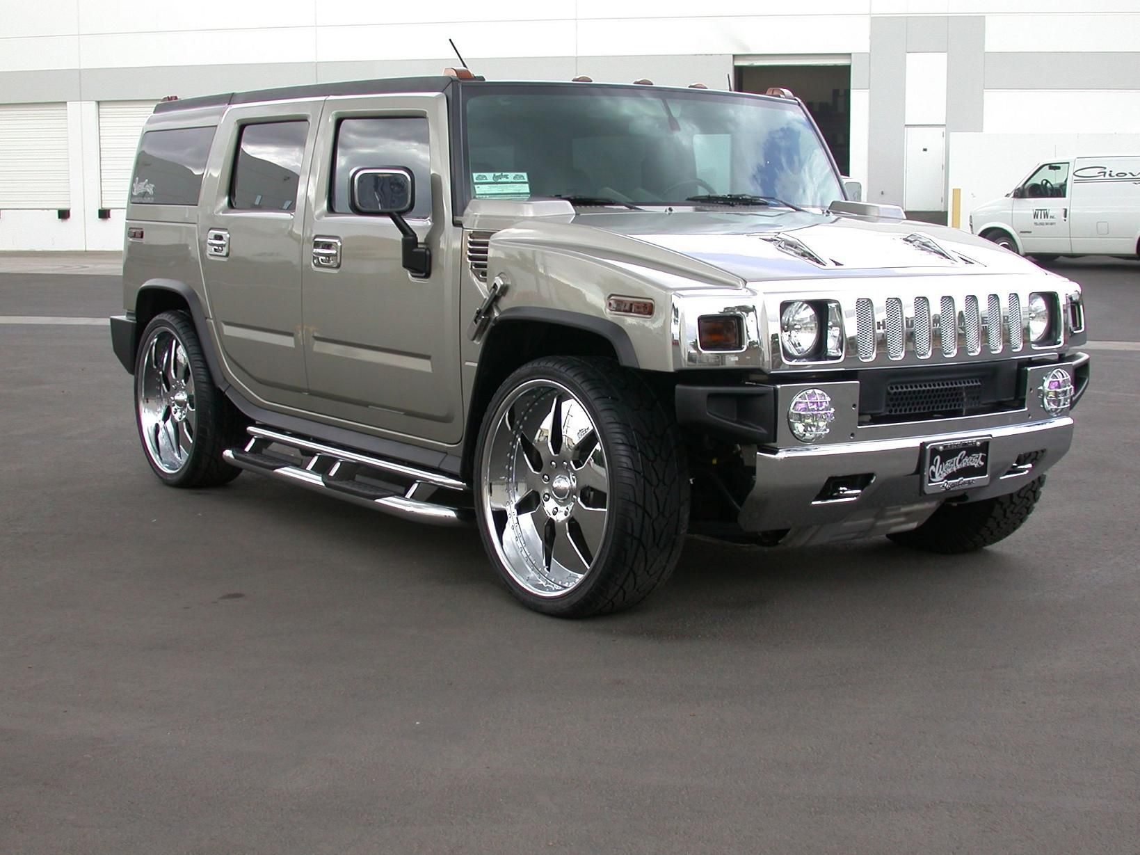 Hummer H2 west coast customs WCC Love Cars Pinterest