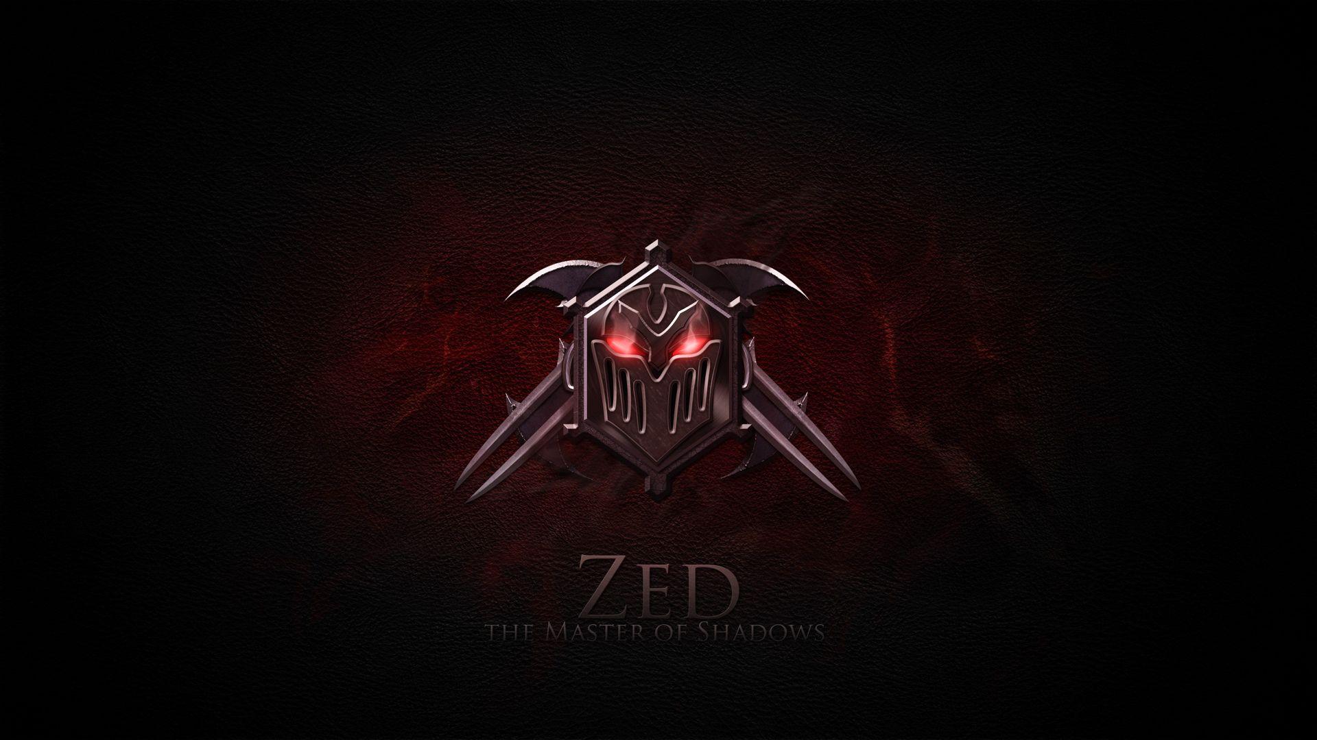 Symbol Zed LoL Pinterest Symbols