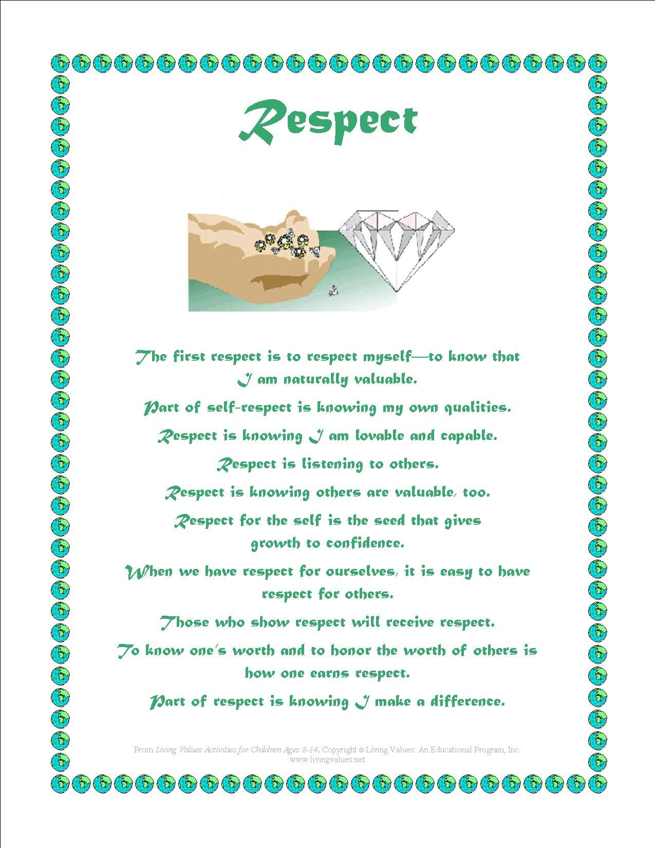 Tolerance Quotes For Kids