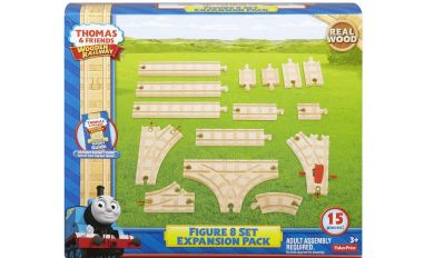 Thomas Friends Wooden Railway Set 5 In 1 Track Layout Pack