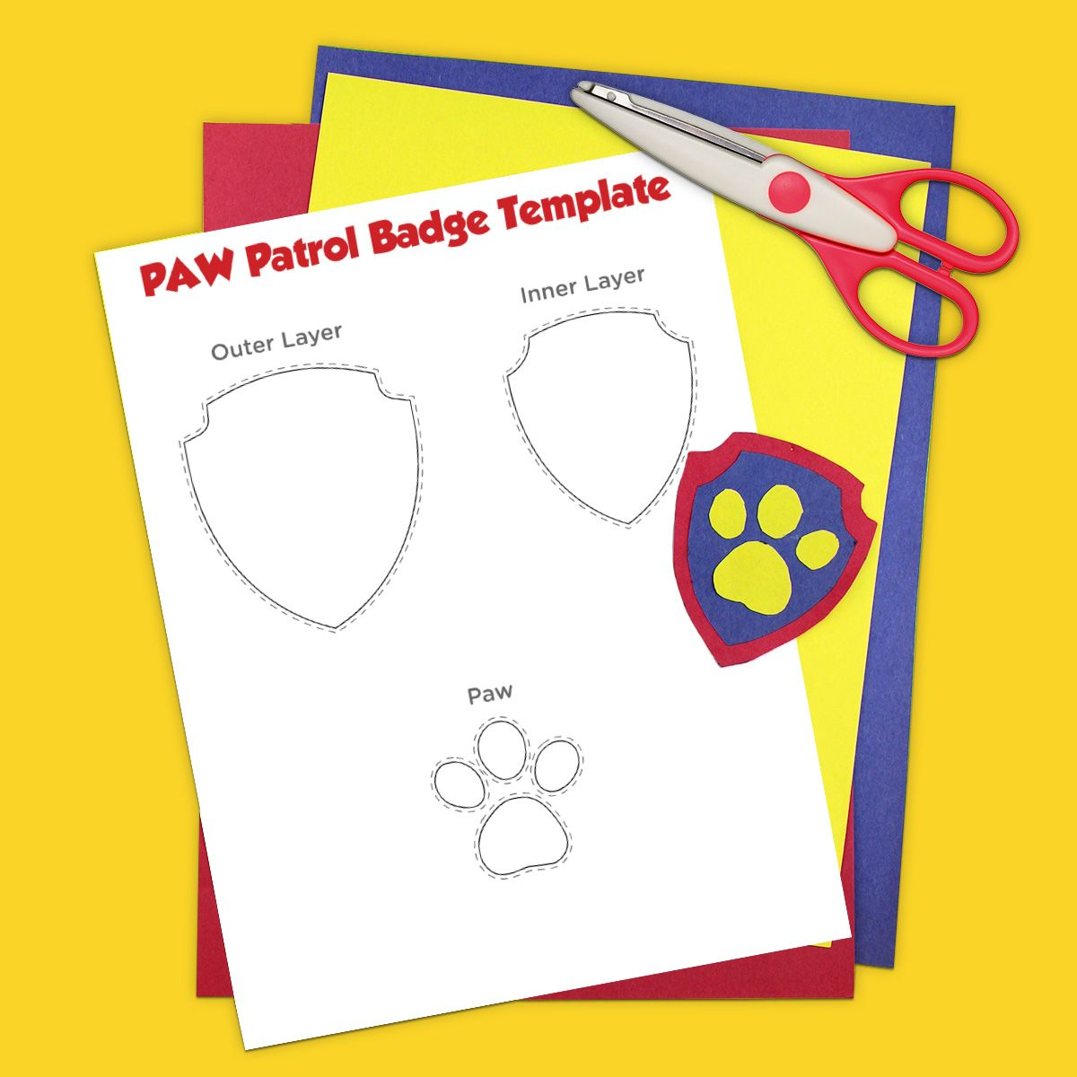 The Top 10 Paw Patrol Printables Of All Time