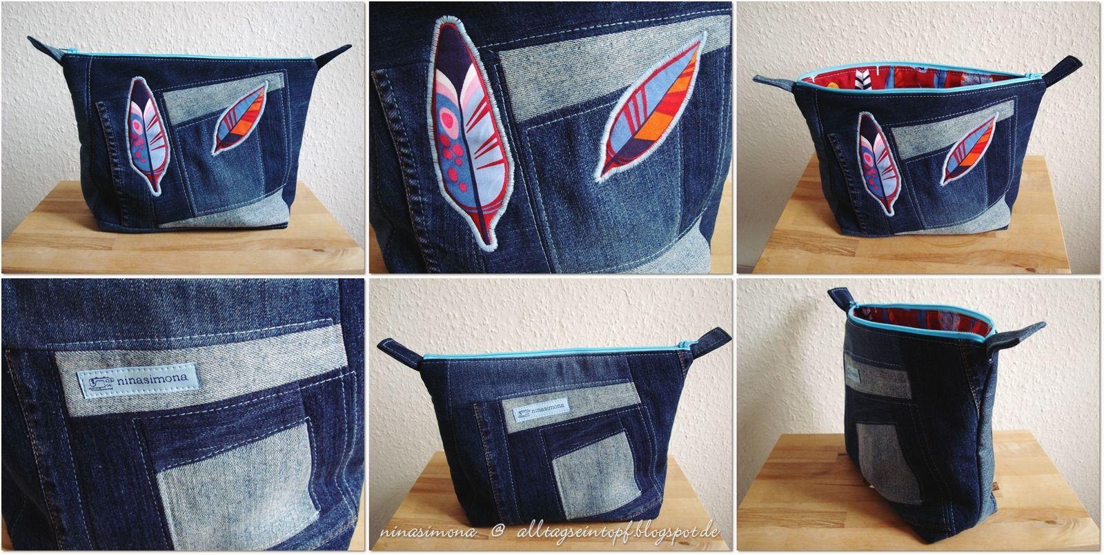 Alltagseintopf Jeans Upcycling Amp Resteverwertung